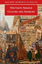 Cover of the book Culture and Anarchy by Matthew Arnold