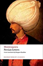Another cover of the book Lettres persanes by Charles de Secondat Montesquieu