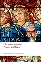 Cover of the book Poems by Dante Gabriel Rossetti