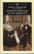 Another cover of the book Domestic Manners of the Americans by Fanny Trollope
