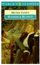 Another cover of the book Roderick Hudson by Henry James