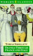 Cover of the book Travels through France and Italy by Tobias George Smollett