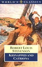 Cover of the book Catriona by Robert Louis Stevenson