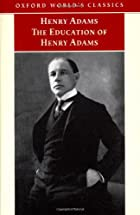 Another cover of the book The Education of Henry Adams by Henry Adams