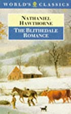 Another cover of the book The Blithedale Romance by Nathaniel Hawthorne