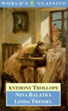 Another cover of the book Nina Balatka by Anthony Trollope