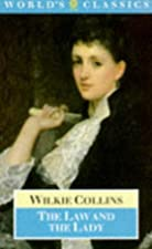 Another cover of the book The Law and the Lady by Wilkie Collins
