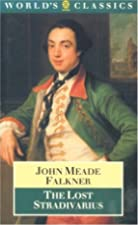 Cover of the book The Lost Stradivarius by John Meade Falkner