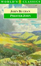 Another cover of the book Prester John by John Buchan