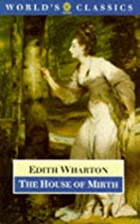 Another cover of the book The house of mirth by Edith Wharton