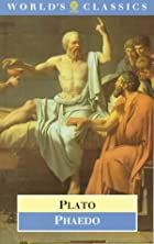 Another cover of the book Phaedo by Plato