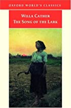 Another cover of the book The Song of the Lark by Willa Sibert Cather