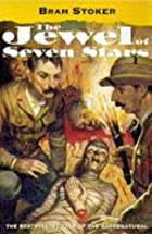 Another cover of the book The Jewel of Seven Stars by Bram Stoker