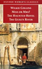 Another cover of the book The Haunted Hotel by Wilkie Collins