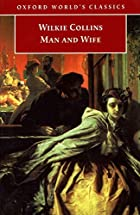 Another cover of the book Man and Wife by Wilkie Collins