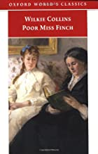 Another cover of the book Poor Miss Finch by Wilkie Collins