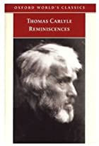 Another cover of the book Reminiscences by Thomas Carlyle