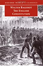 Another cover of the book The English Constitution by Walter Bagehot