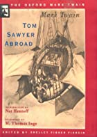 Cover of the book Tom Sawyer Abroad by Mark Twain