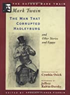 Another cover of the book The Man That Corrupted Hadleyburg by Mark Twain