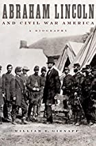 Another cover of the book Abraham Lincoln by William McKinley