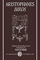Another cover of the book The Birds by Aristophanes