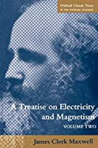 Another cover of the book A treatise on electricity and magnetism by James Clerk Maxwell