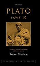 Cover of the book Laws by Plato