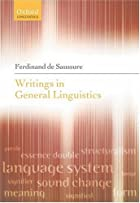 Another cover of the book Course in general linguistics by Ferdinand de Saussure