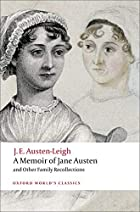 Another cover of the book A memoir of Jane Austen by James Edward Austen-Leigh