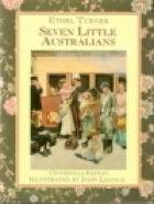 Another cover of the book Seven Little Australians by Ethel Sybil Turner