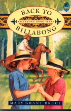 Cover of the book Back to Billabong by Mary Grant Bruce