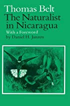 Cover of the book The Naturalist in Nicaragua by Thomas Belt