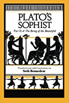 Cover of the book Sophist by Plato