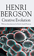 Cover of the book Creative evolution by Henri Bergson