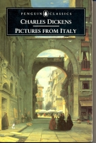Another cover of the book Pictures from Italy by Charles Dickens