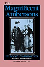 Cover of the book The Magnificent Ambersons by Booth Tarkington