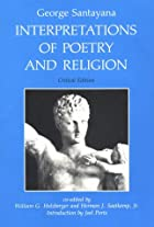 Cover of the book Interpretations of poetry and religion by George Santayana
