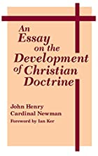 Another cover of the book An essay on the development of Christian doctrine by John Henry Newman