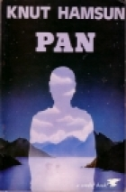 Another cover of the book Pan by Knut Hamsun