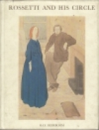 Cover of the book Rossetti and his circle by Max Beerbohm