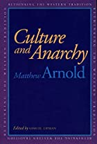 Another cover of the book Culture and Anarchy by Matthew Arnold