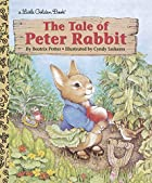 Another cover of the book The Tale of Peter Rabbit by Beatrix Potter