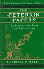 Cover of the book The Peterkin papers by Lucretia P. Hale