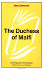 Another cover of the book The Duchess of Malfi by John Webster