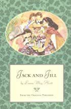 Another cover of the book Jack and Jill by Louisa May Alcott