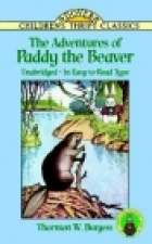 Another cover of the book The Adventures of Paddy the Beaver by Thornton W. Burgess
