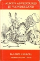 Another cover of the book Alice in Wonderland by Lewis Carroll