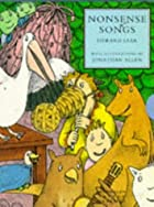 Cover of the book Nonsense songs by Edward Lear