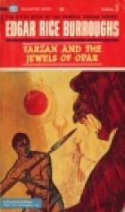 Cover of the book Tarzan and the Jewels of Opar by Edgar Rice Burroughs